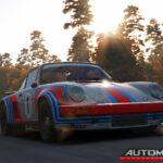 The 1974 Porsche 911 Carrera RSR is revealed in the Automobilista 2 June 2021 Developer Update