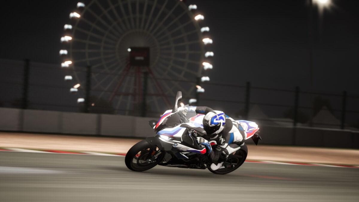 The BMW Motorrad Esports Challenge continues In RIDE 4 at Suzuka