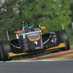 Free Tatuus MSV F3-020 2020 released for rFactor 2