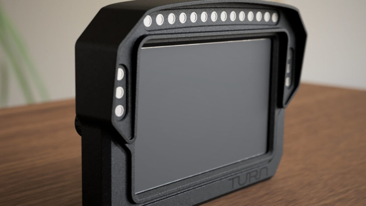 The new Turn Display Unit 5 revealed for December 2021