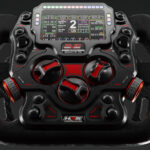 The Hybrid Racing Simulations SVGT3 Wheel revealed in official concept renders