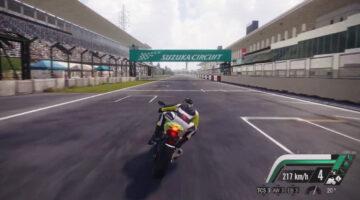 New RiMS Racing Suzuka Circuit Gameplay Video