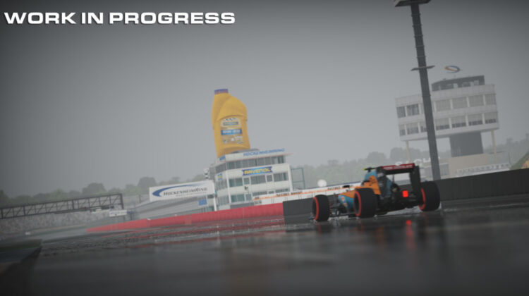 iRacing Confirm Rain Conditions Could Arrive in 2021