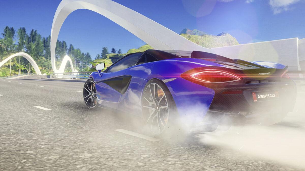 Asphalt 9: Legends Launches For Xbox Consoles