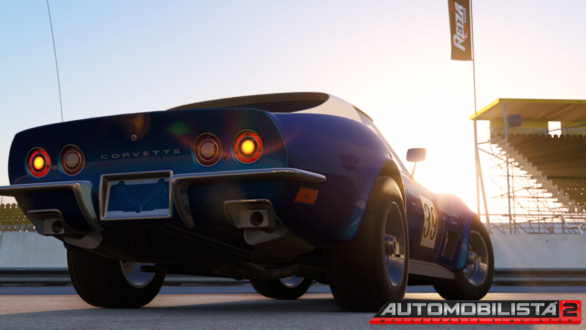 Choose from the classic touring, or GT Classic R spec versions of the Corvette C3