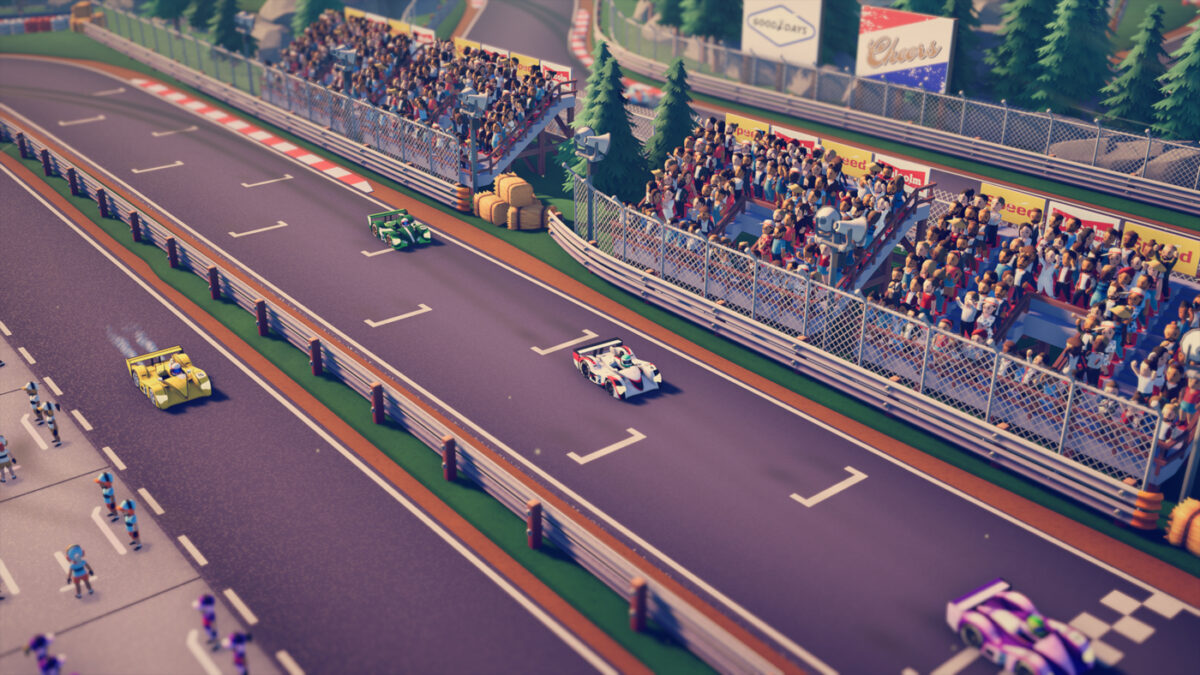 Circuit Superstars Early Access V.0.4.0 Released