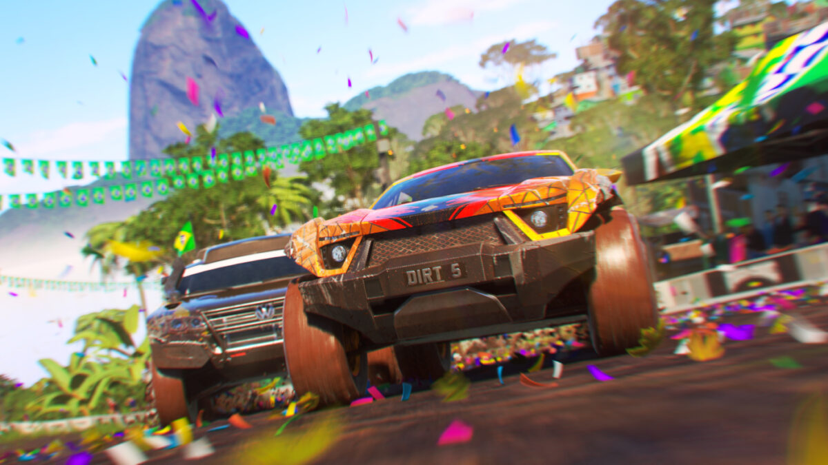 Codemasters games now on EA Play and Game Pass include DIRT 5