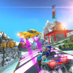 Cruis'n Blast launches for the Switch on September 14, 2021