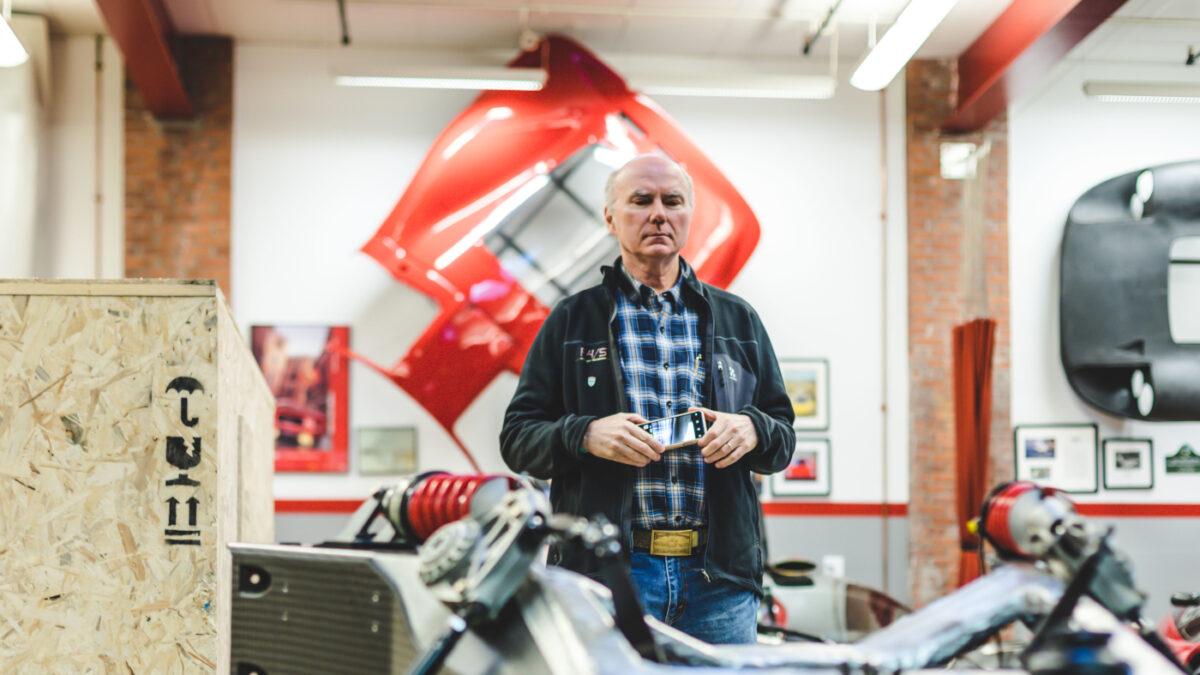 Jim Glickenhaus Upsets Sim Racers