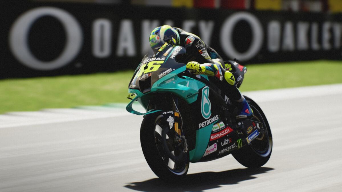 MotoGP 21 Update Adds Motion Controls