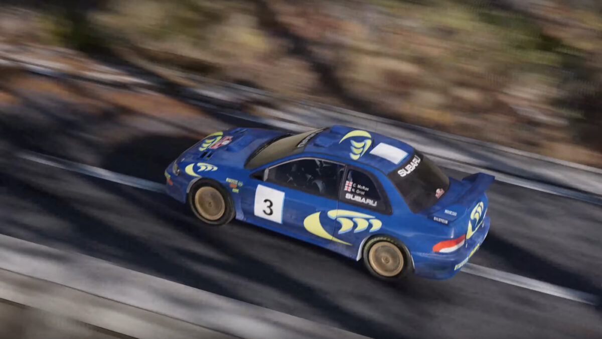 The new WRC 10 video shows McRae Pre-Order Bonuses