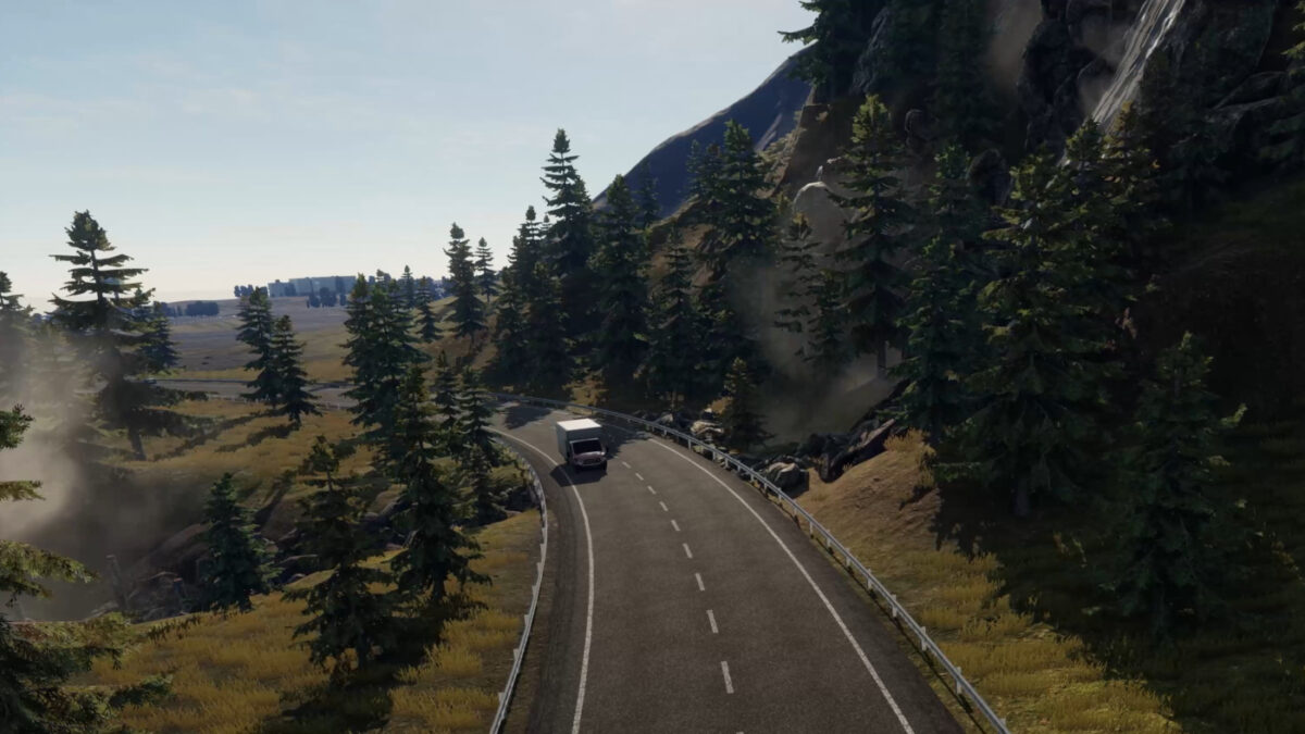The Truck Driver Heading North DLC arrives in September 2021