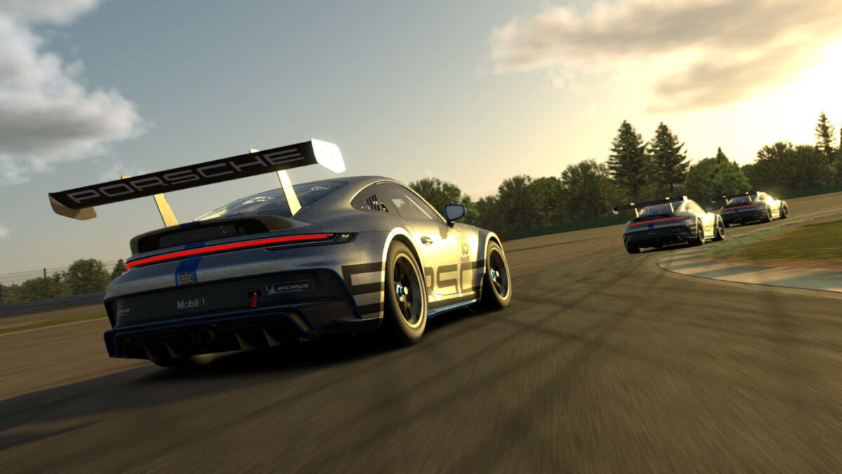 The new Porsche 992 should be around 1% quicker every lap than the previous model