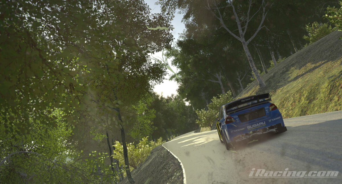 Are you excited with iRacing about to release the Mt Washington Hillclimb?