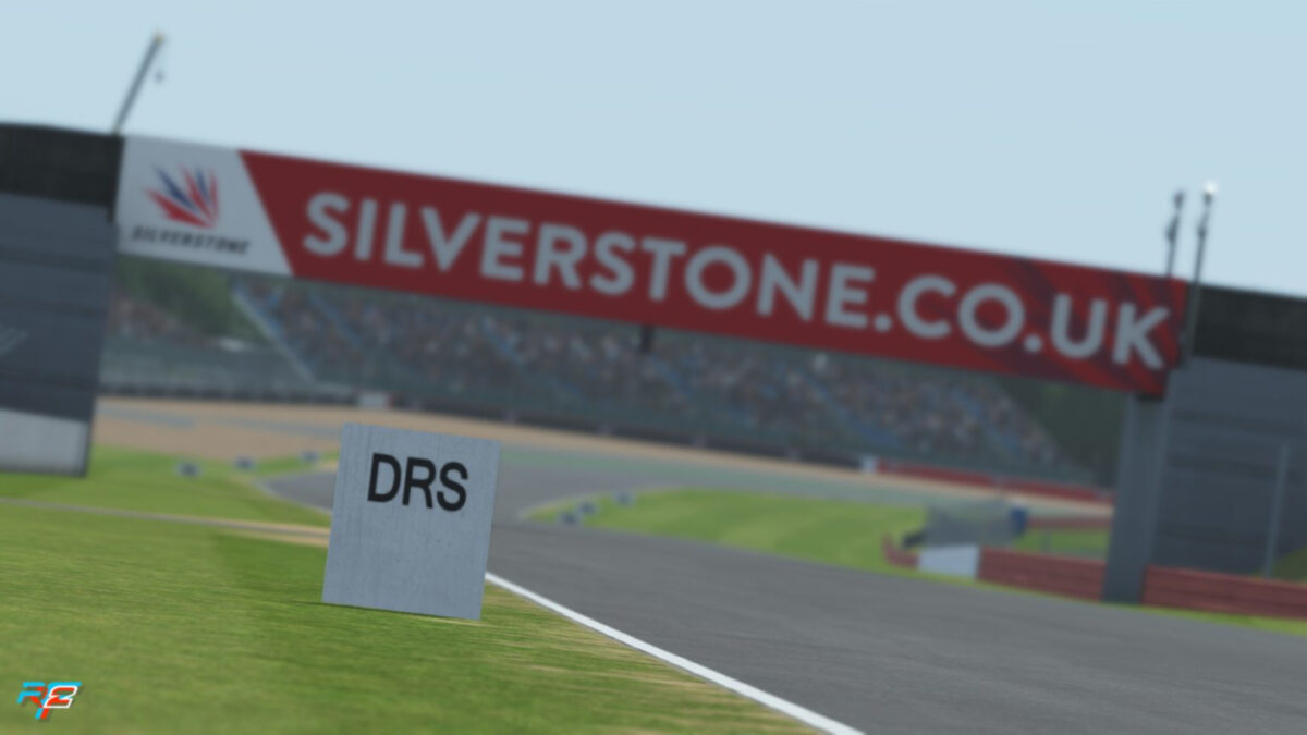 The DRS Zone updates apply to Silverstone and Indianapolis
