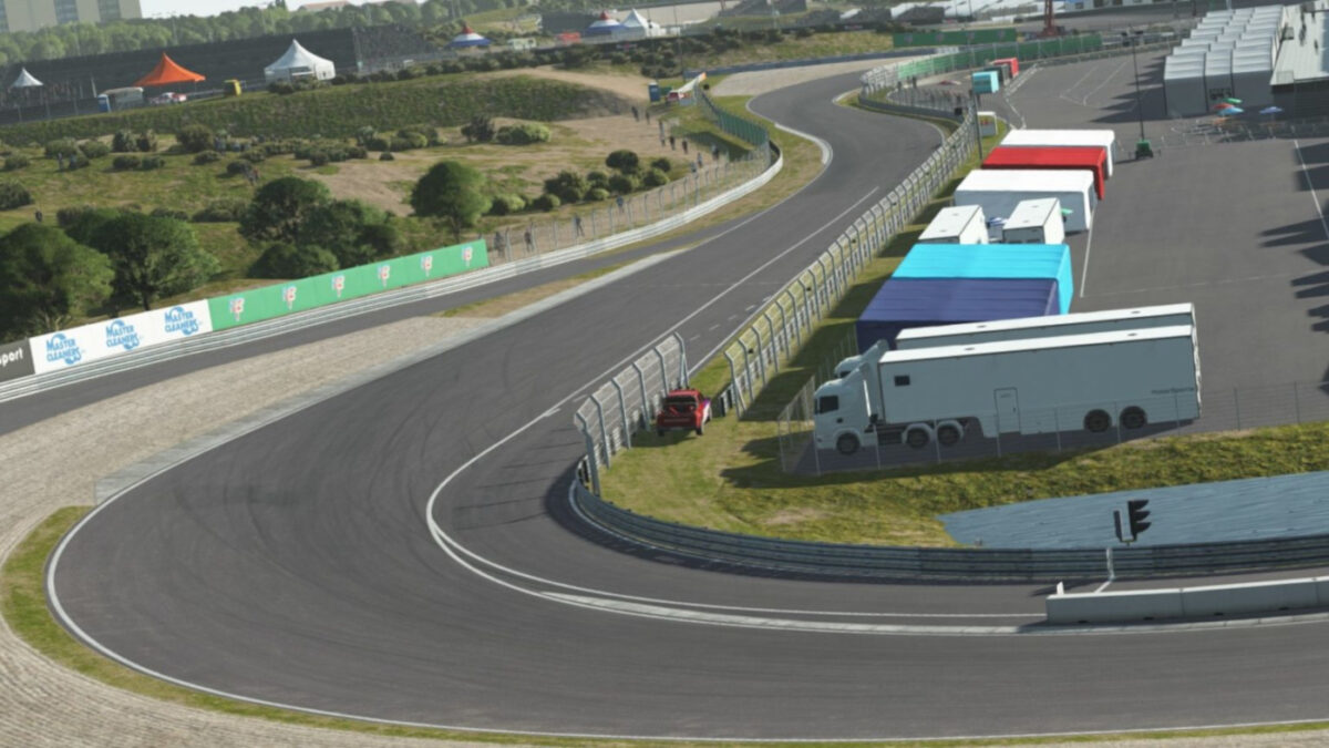 With Studio 397 based in the Netherlands, you know their version of Zandvoort should be pretty good!
