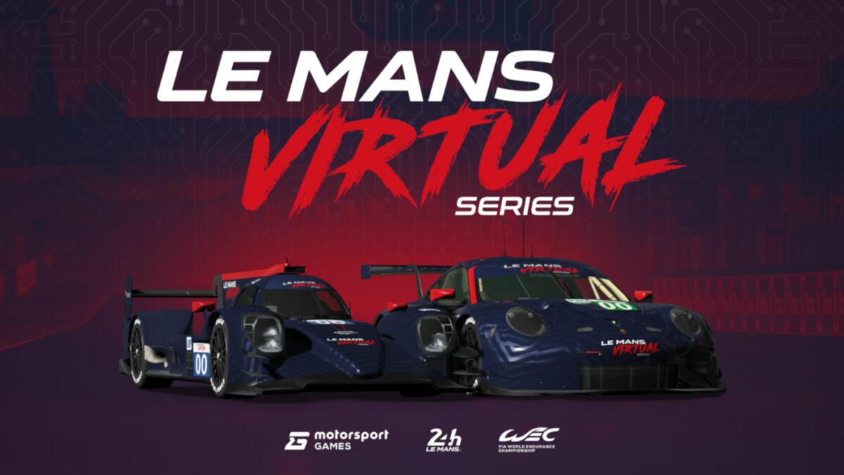 2021 Le Mans Virtual Series Announced