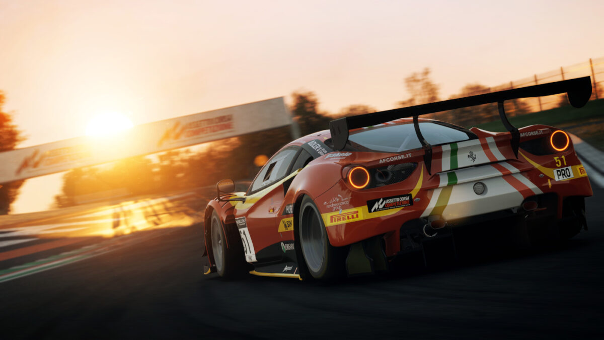 There's a 505 Games Sale On Assetto Corsa, ACC and Drift21 until September 6th, 2021