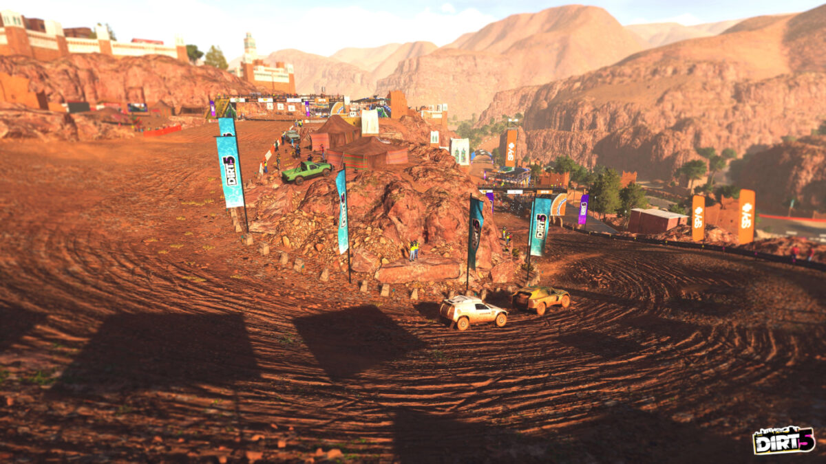 DIRT 5 Update 6.00 adds two new Stampede events in Morocco