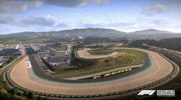 F1 2021 Patch 1.10 Adds Portimao And More