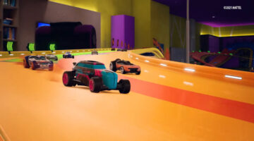 New Hot Wheels Unleashed Customisation video released