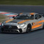 RaceRoom V0.9.3.028 Adds The Mercedes-AMG GT4
