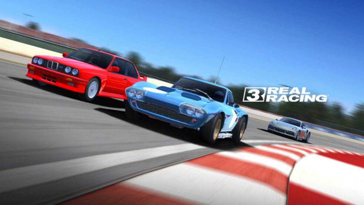 Real Racing 3 Update 9.7 Adds 3 New Cars
