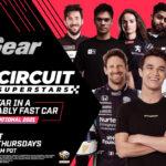 The Top Gear x Circuit Superstars Invitational Starts with Romain Grosjean