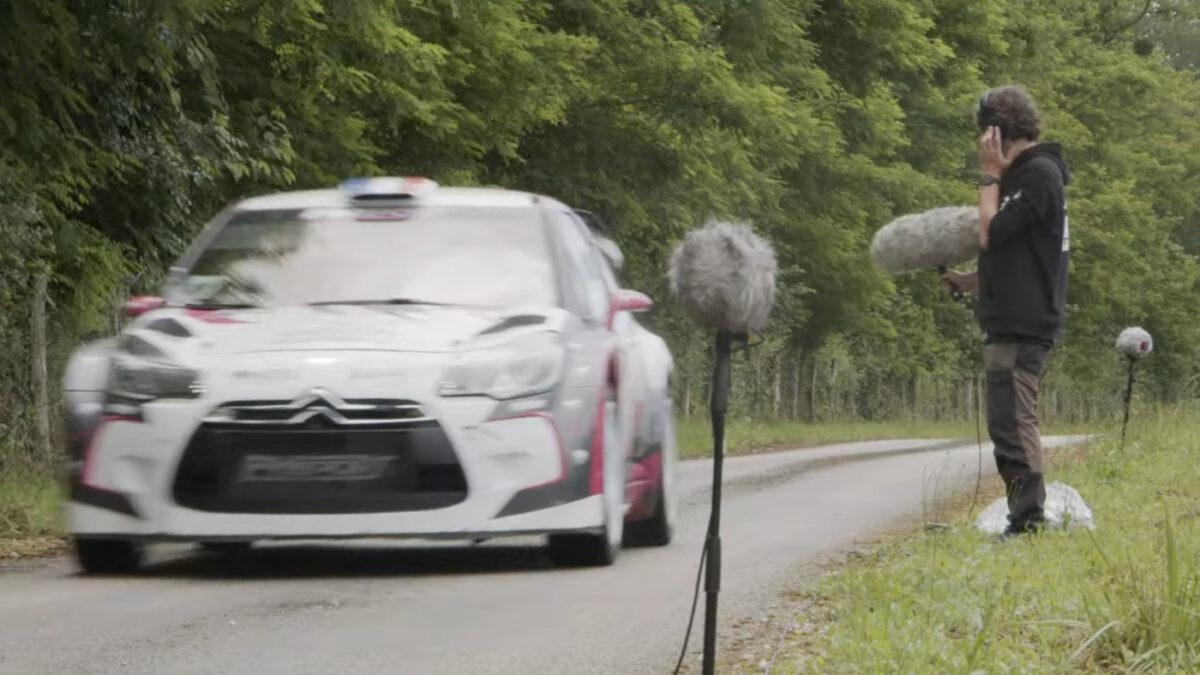 Watch the WRC 10 sound recording dev diary below