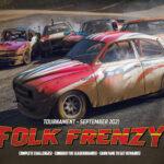 A New Wreckfest Folk Frenzy Tournament Begins