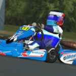 rFactor 2 KartSim Tillotson T4 Series Kart Released