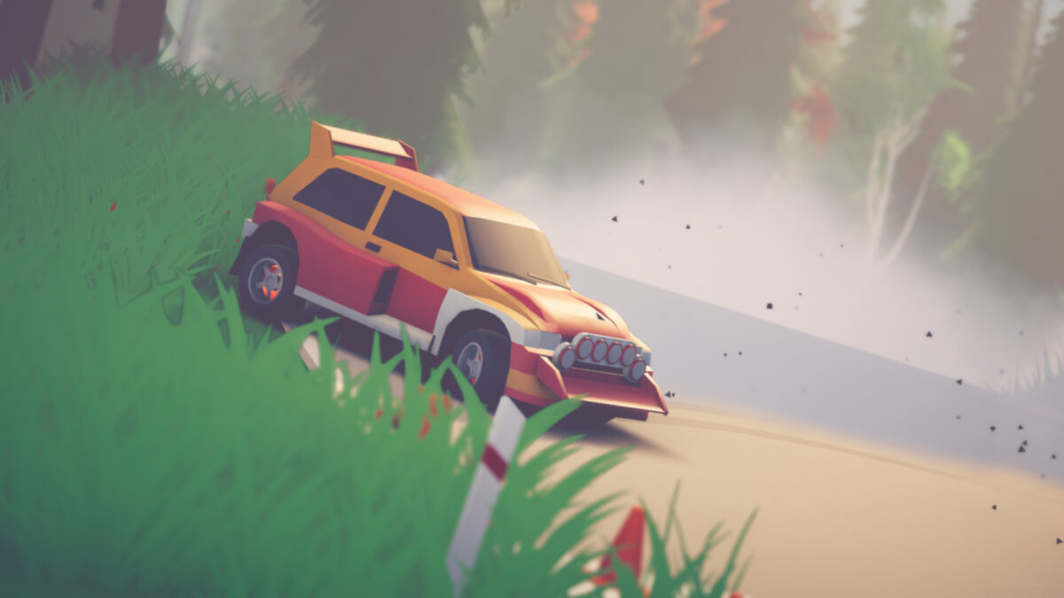 Art of Rally Released for PlayStation 4 and 5