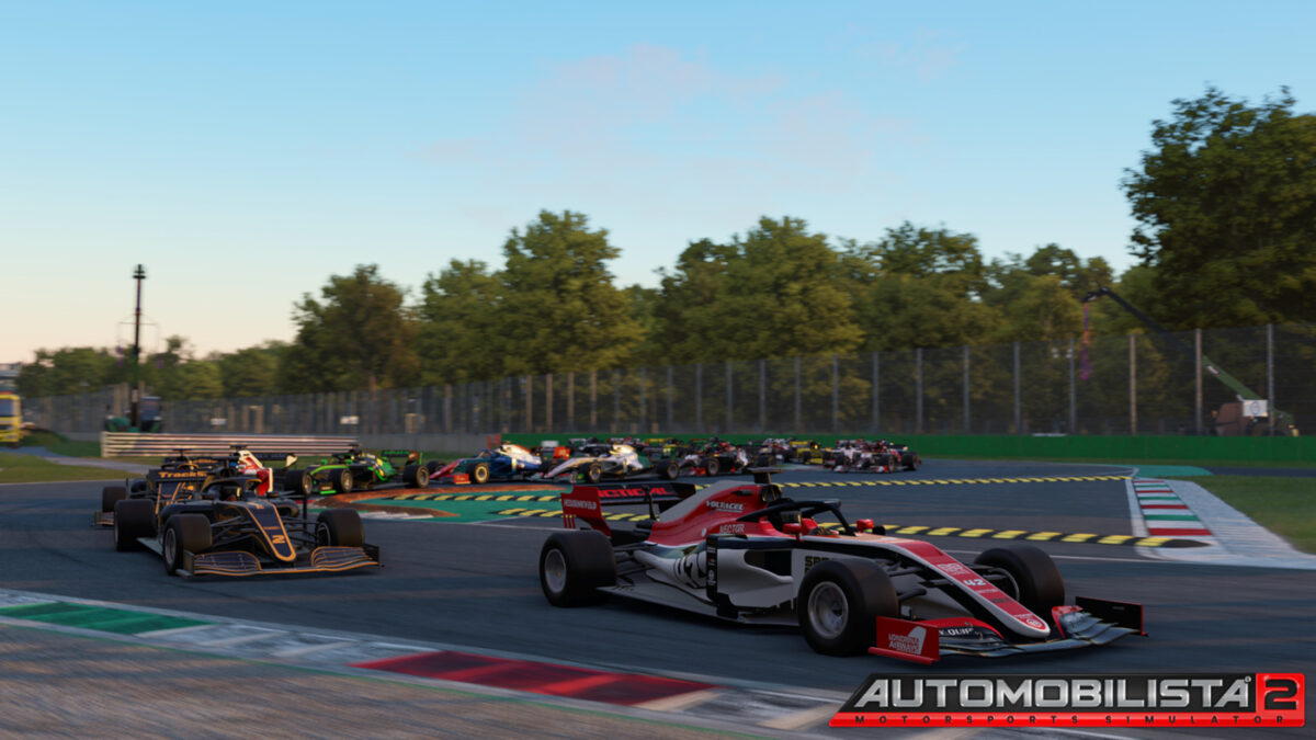 Lots of new content and improvements with Automobilista 2 V1.2.4.1 and Monza DLC released