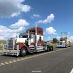 ATS Update 1.42 Add Convoy Mod Support